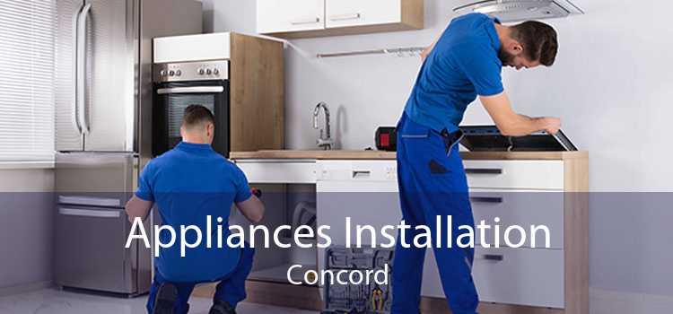 Appliances Installation Concord