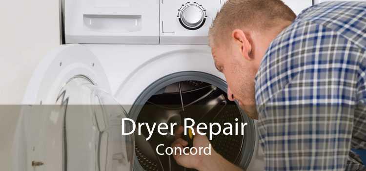 Dryer Repair Concord