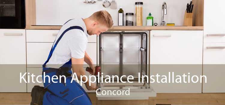 Kitchen Appliance Installation Concord