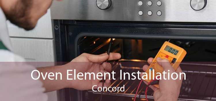 Oven Element Installation Concord