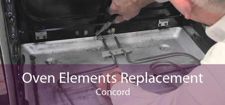 Oven Elements Replacement Concord