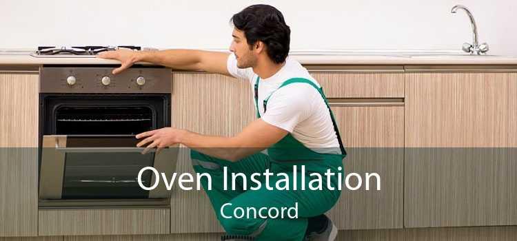 Oven Installation Concord