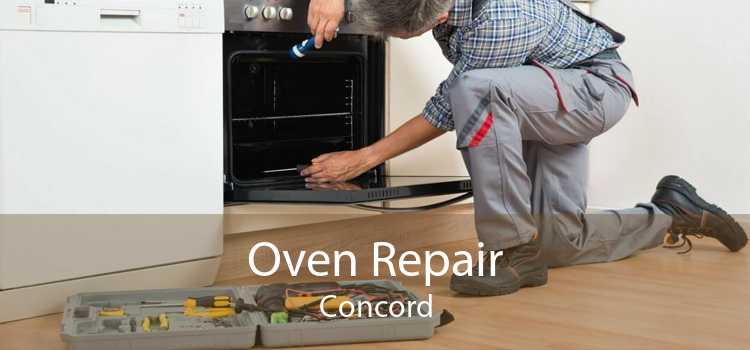 Oven Repair Concord