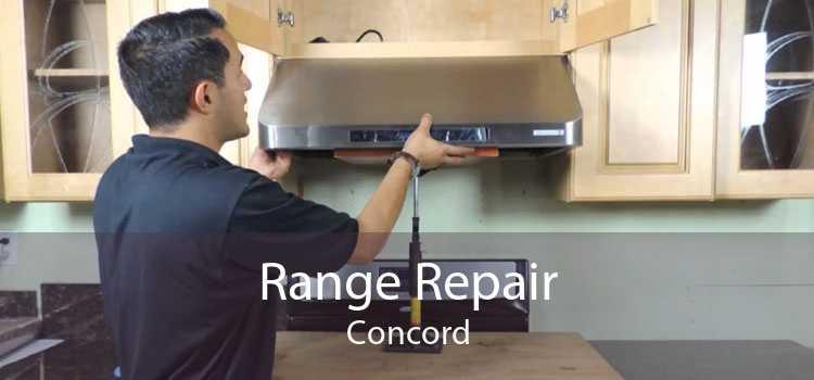 Range Repair Concord