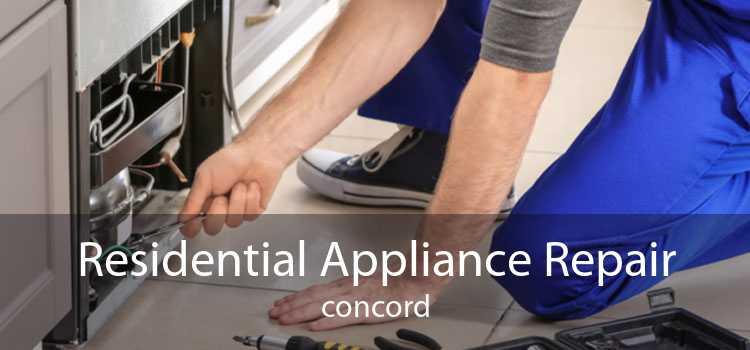 Residential Appliance Repair Concord